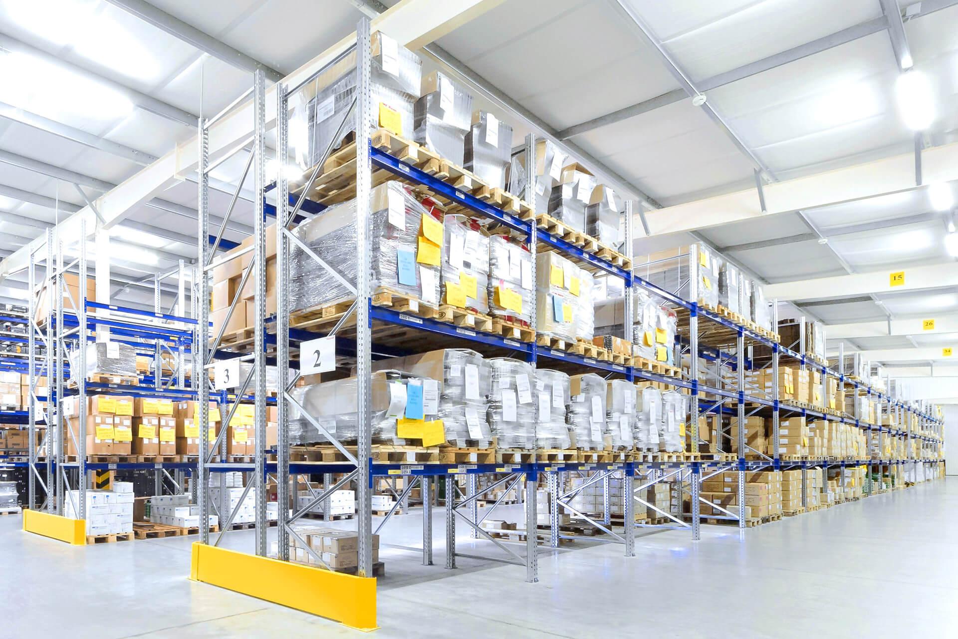 Warehouse Logistic
