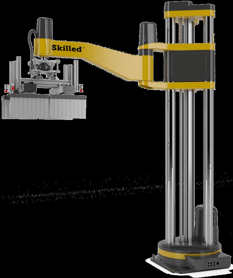 robot palletizer 504 - Skilled Group