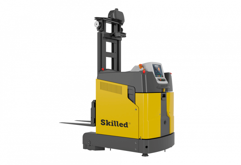 Automated guided vehicles - Skilled Group