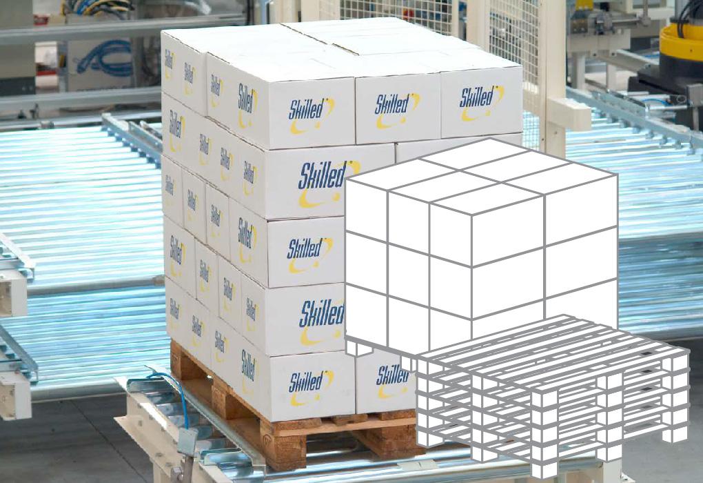 Tertiary Packaging Skilled Group