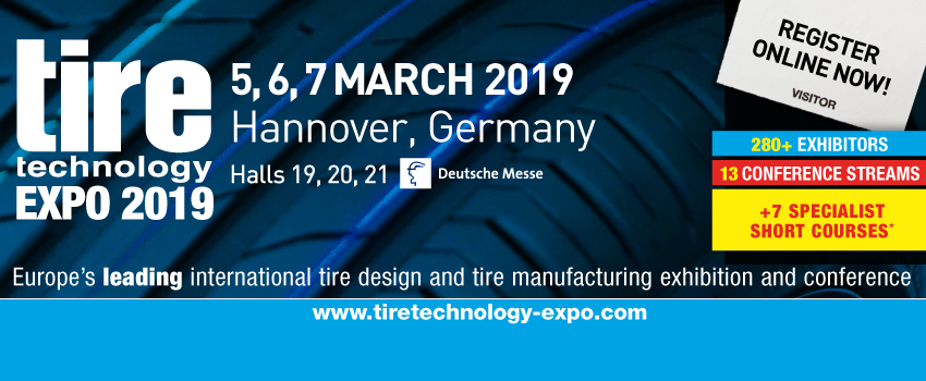 Skilled Group at Tire Technology Expo 2019 - Skilled Group